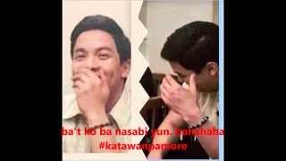 Alden Richards katawan  regalo kay maine Q&A Fun time courtesy of AiAi Delas Alas.Monthsary gift