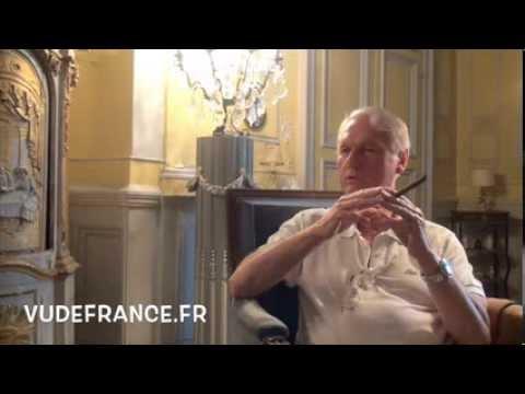 Vd F est reçu par SAR le prince Sixte Henri de Bourbon Parme