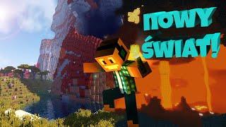 """Minecraft #379 -  """"MIĘDZYWYMIAROWA PRZEPROWADZKA?!"""""""
