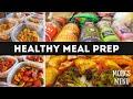 Healthy Meal Prep Recipes!   Sheet Pan Bake & Fried Rice