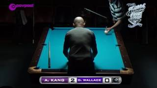 #6 • Amar KANG vs Daryl WALLACE • 48th Terry Stonier 9-Ball thumbnail