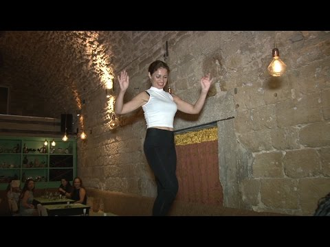 Habibi Ya Eini - Vica Norkina  Belly Dancer