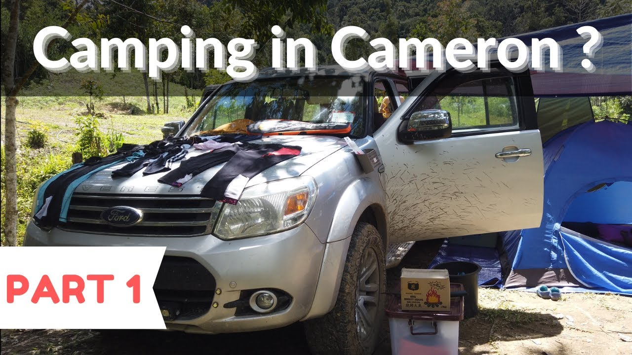 Off-Road 4x4 Camping at Cameron ( Part 1 ) | Ford Everest | EvoMalaysia.com