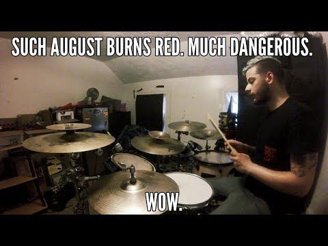 SallyDrumz - August Burns Red - Dangerous...