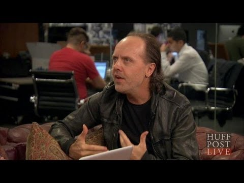 Lars Ulrich: 'Napster F*Cked With Us, We F*Ck With Them' | HPL