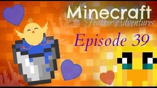 Minecraft PC - Feather Adventures : Water Slide Fun! - {39}