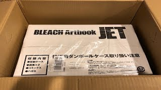 BLEACH ARTBOOK UNBOXING