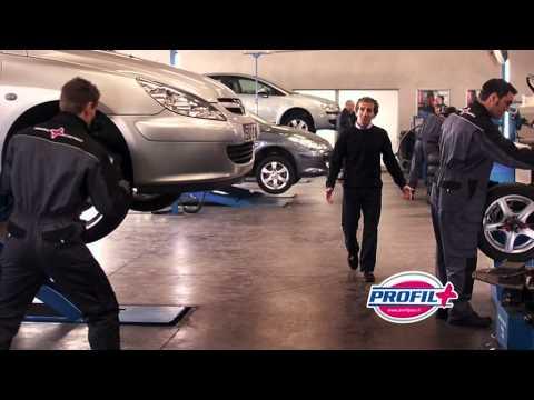 Vidéo PROFIL freinage