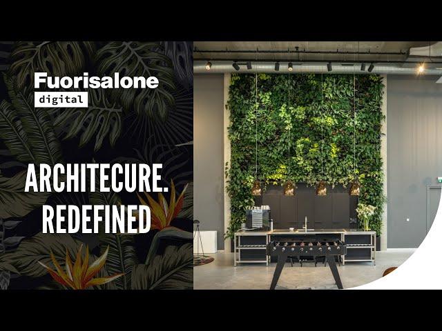 Architecture.Redefined: che cos'è l'Urban Biofilic Design (SOTTOTITOLATO)