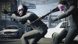 GameSpot Reviews - Payday 2