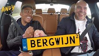 Steven Bergwijn deel 2 - Bij Andy in de auto
