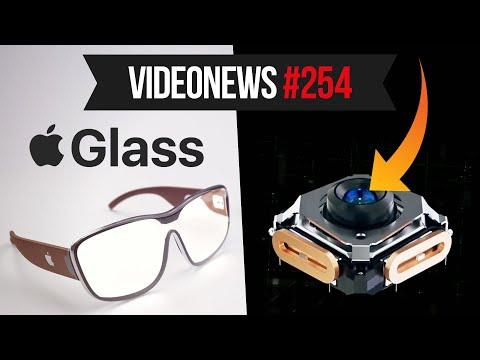 Okulary Apple, autonomiczne