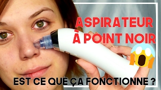 L'ASPIRATEUR A POINT NOIR - DEMO DE LA MACHINE WTF DU MOMENT