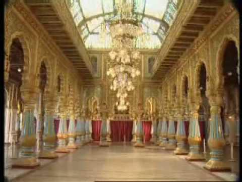 Guru Nanak Hd Wallpaper Private Durbar Hall Amba Vilas Mysore Palace Youtube