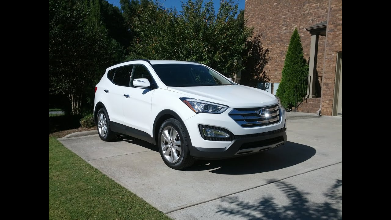2014 Hyundai Santa Fe Sport 2 0t Did Hyundai Do It Again