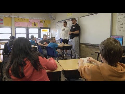 Hawkeye Football Players Read to Elementary School Kids on YouTube