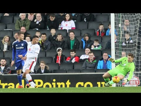 BEST BITS: David Martin - MK Dons Player of the Year 2015/16
