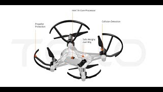 | DJI Tello | Entry Level Drone | 720p | Overview & Sample Video |