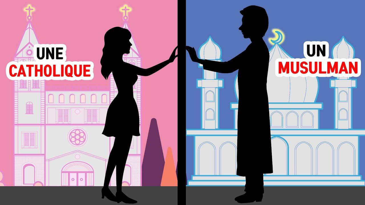 Histoire D'amour D'une Catholique Et Un Musulman