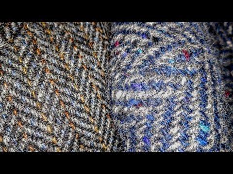 Harris Tweed Vs. Irish Tweed..A Quick Comparison