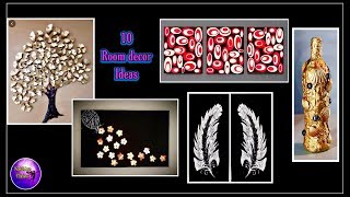 10 Home Decorating Ideas | Wall Decoration Ideas | Room Decorating Ideas | Fashion Pixies