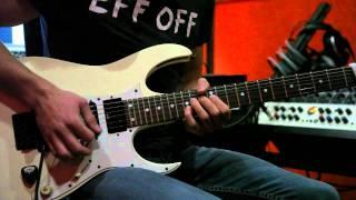 Alexey Glazov - Requiem for a Dream (Dubstep cover) (Уроки игры на гитаре)