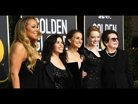 Time's Up Golden Globes 2018 Tackles Sexual Assault With Mixed Results