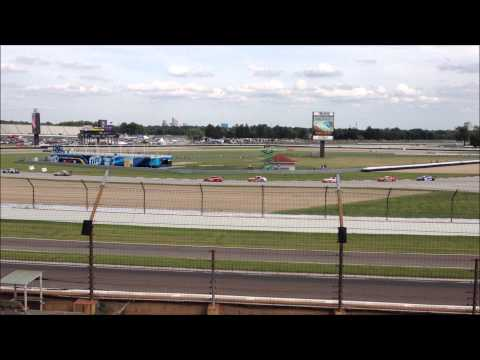 Rolex GrandAm Racing / Continental Tire Challenge at The Brickyard Grand Prix Indy