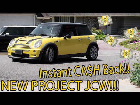 Introducing My $895 R53 JCW Mini Cooper Project! It's a Disaster…