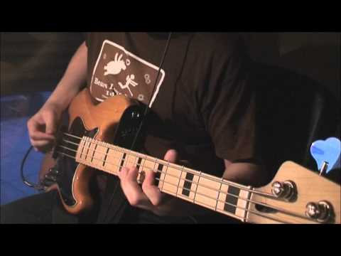 Download Youtube: 10,000 Days Wings for Marie part 2 - TOOL Bass cover pick version