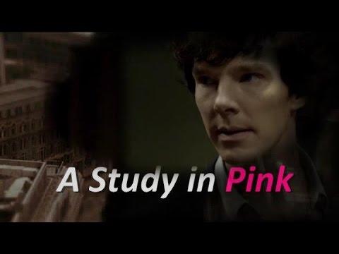 Sherlock // A Study in Pink tribute