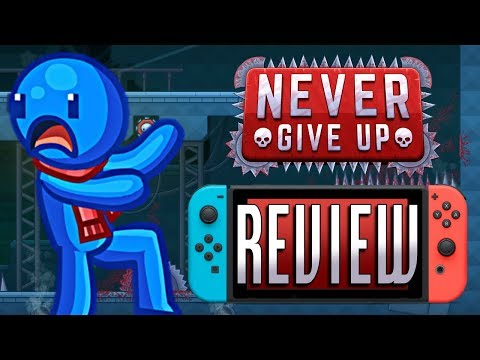 Never Give Up Review (Nintendo Switch)