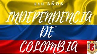 Día de la independencia de Colombia COLPEGISTA