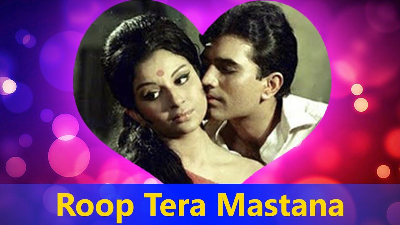 Roop tera mastana (full song) aradhana download or listen free.