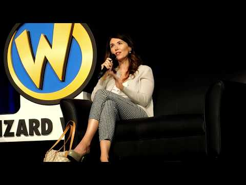 Jewel Staite @ Wizard World Philadelphia 2018