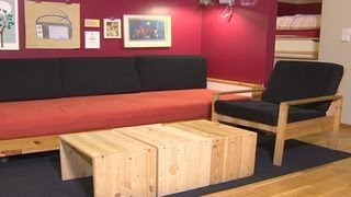 Furniture Line Designed For The Unemployed