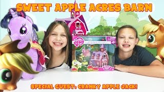 Sweet Apple Acres Barn - My Little Pony