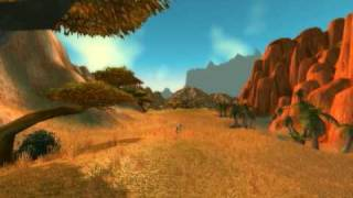 World of Warcraft - Ambient of Barrens