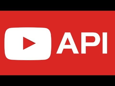 Creating My First Google API Project  - Connecting To The Youtube API
