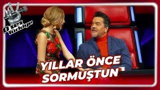 Hadise ile Beyazın Beyaz Show Anısı  O Ses Türkiye 27. Bölüm