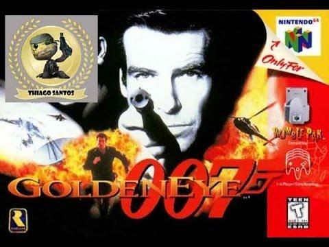 007 Goldeneye - NINTENDO 64 [002] - Longplay