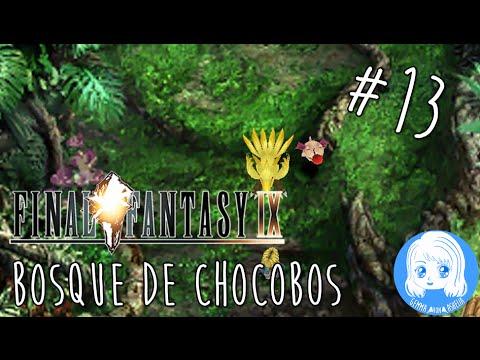 Final Fantasy IX ESPAÑOL STEAM HD- #13 - BOSQUE DE CHOCOBOS by Gemma von  Ashelia