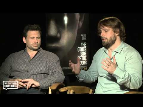 Exclusive Interview: Alexandre Aja and Jeremy Sisto Talk The Other Side Of The Door [HD]