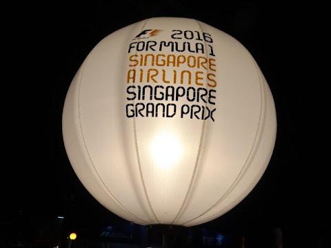 Singapore Formula 1 2016 - Sportsfans Tour