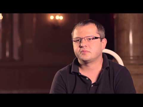 19th Sarajevo Film Festival Interview with Director Corneliu Porumboiu