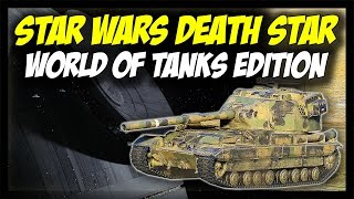 ► Star Wars Death Star, World of Tanks Edition - World of Tanks FV215b 183 Gameplay