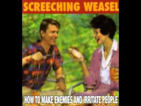 Screeching Weasel - Kathy Isn't Right