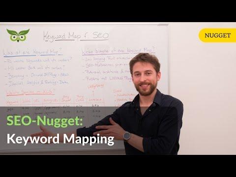 Keyword Map: Strukturiere deine SEO-Kampagne für maximalen Erfolg