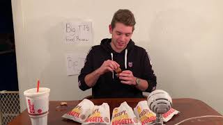 Burger King Chicken Nugget Review (GONE TANGY?!?)