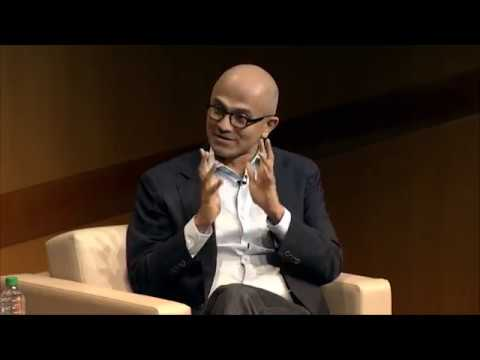 Satya Nadella, CEO of Microsoft | Ideas for Tomorrow- Presentation